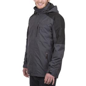axant Pro Outdoor Climatex - Veste doublée homme - gris/noir